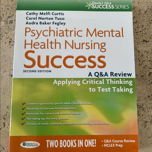 Davis Mental Health Nursing Success
